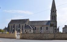 Eglise paroissiale Saint-Pierre et Sainte Geneviève