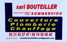 Couverture - Plomberie - Chauffage - SARL BOUTEILLER - Claude BOUTEILLER