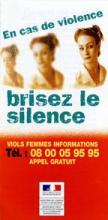 Brisez le silence